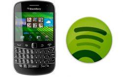 Spotify aplikacija za BlackBerry: Ma šta to poslovni ljudi slušaju?