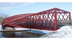 Galerija: Uvrnuti most