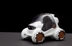 Futurističko vozilo iz Mercedesa osvaja nagradu za dizajn