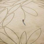 Fantastični crteži u pijesku