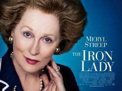 Meryl Streep glumi Čeličnu Lady