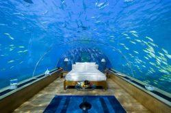 Galerija: podvodni apartman