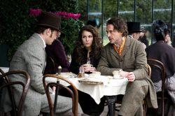 Sherlock Holmes i igra sjena: srednja žalost