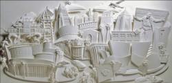 Nevjerovatne skulpture od papira