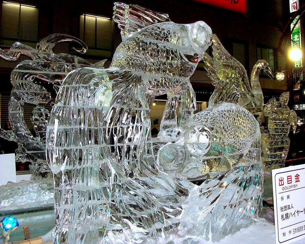Galerija: Festival snijega u Japanu