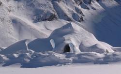 Hilton od snijega