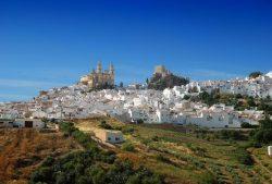 Olvera - španski bijeli grad