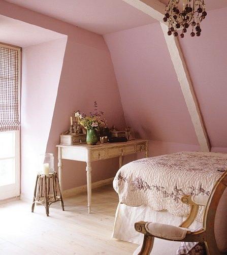 attic room ideas tumblr - Ženstvene i romantične spavaće sobe