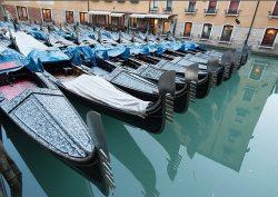 Zaleđena Venecija