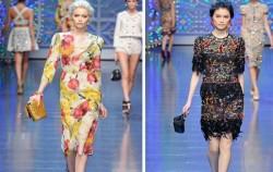 Dolce & Gabbana & Djevojka sa sela