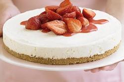 Mini recept: Originalni britanski cheesecake