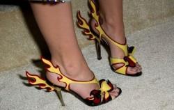 Neobične cipele slavnih dama