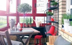 30 ideja za uređenje malih balkona