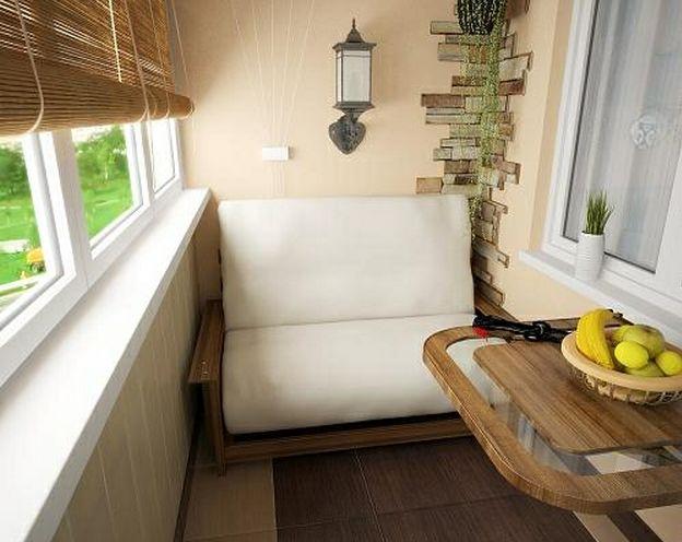 30 ideja za ure enje malih balkona for Mobilya cucine