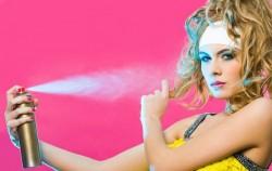7 neočekivanih načina da upotrijebite lak za kosu