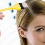 Kako očistiti kožu od tragova farbe za kosu