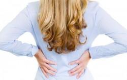 Bol u leđima: 5 koraka do rješenja