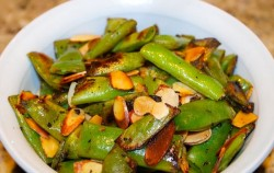 Okusi Italije: Zelene mahune sa bademima