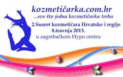 Drugi susret kozmetičara u Zagrebu