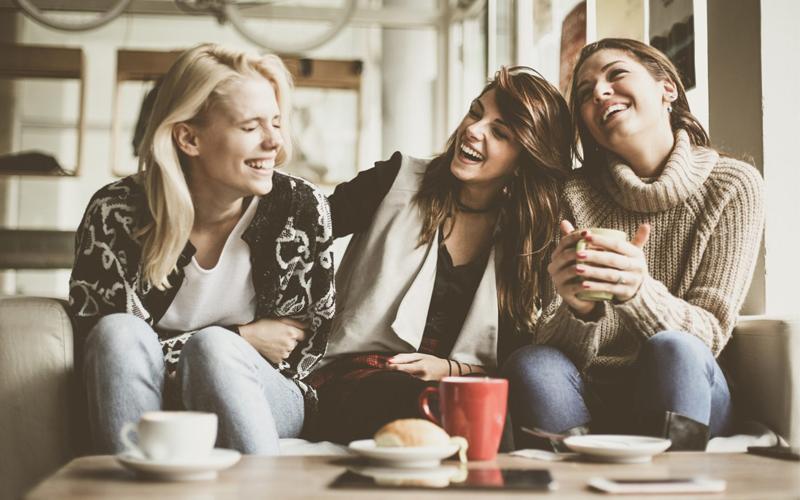 5 prijateljica koje svaka žena treba imati