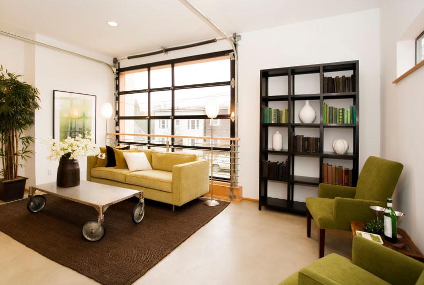 Mega galerija 60 ideja za ure enje dnevnog boravka - Living room idea for small space plan ...