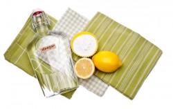 Očistite cijelu kuću pomoću sode bikarbone, sirćeta i limuna