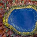 Prekrasna planeta: Šta biste vidjeli kada bi bili ptica