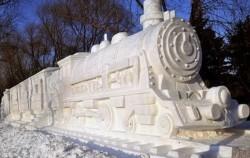 Čudesno: Galerija nevjerovatnih kreacija od snijega