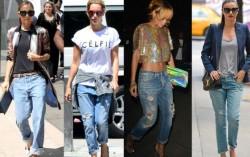 Boyfriend jeans: Novi trend koji žene obožavaju