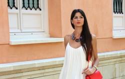 Street style inspiracija: Duga haljina