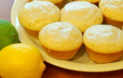 Lako za napraviti: Mafini sa limunom