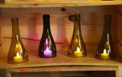 8 nesvakidašnjih načina da iskoristite stare flaše od vina