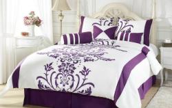 Uređenje doma: 18 fantastičnih ideja da unesete ljubičastu boju u spavaću sobu