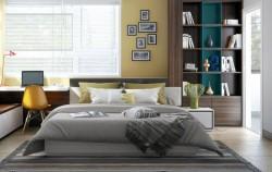 20 modernih stilova uređenja spavaće sobe