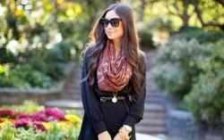 Haljina dugih rukava za hladnije dane pune stila
