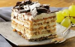 Lako za napraviti: Fenomenalna, brza keks torta