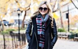 Zimski trend: Kaput sa kožnim rukavima