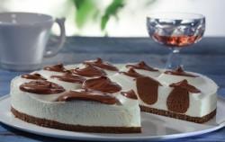 Užitak za sva čula: Cheesecake s čokoladnim lopticama