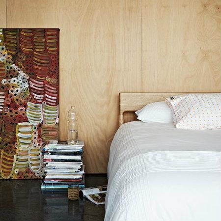 10 odli nih ideja da iskoristite drvo za ure enje doma for Plywood wall sheathing