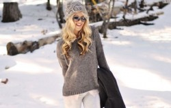 Bijele farmerice: 18 elegantnih kombinacija za ovu zimu